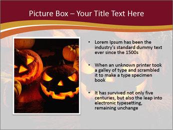 Pumpkin PowerPoint Template - Slide 13