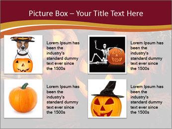 Pumpkin PowerPoint Template - Slide 14