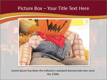 Pumpkin PowerPoint Template - Slide 15