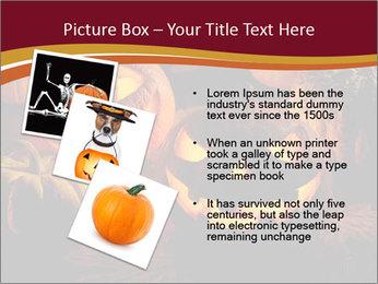 Pumpkin PowerPoint Template - Slide 17