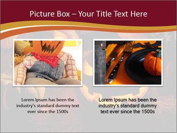 Pumpkin PowerPoint Template - Slide 18