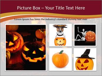 Pumpkin PowerPoint Template - Slide 19