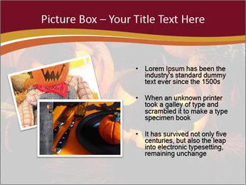 Pumpkin PowerPoint Template - Slide 20