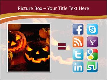 Pumpkin PowerPoint Template - Slide 21