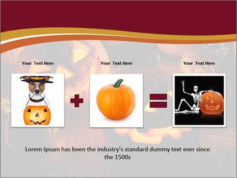 Pumpkin PowerPoint Template - Slide 22