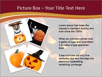 Pumpkin PowerPoint Template - Slide 23