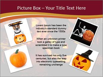 Pumpkin PowerPoint Template - Slide 24
