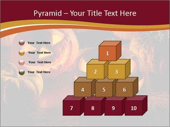Pumpkin PowerPoint Template - Slide 31