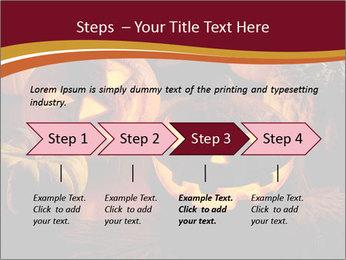 Pumpkin PowerPoint Template - Slide 4