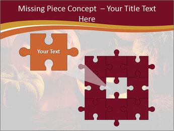 Pumpkin PowerPoint Template - Slide 45