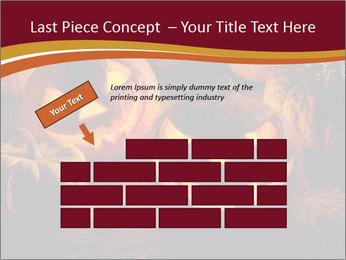 Pumpkin PowerPoint Template - Slide 46