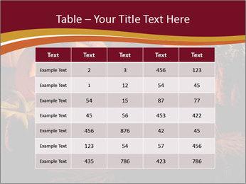 Pumpkin PowerPoint Template - Slide 55