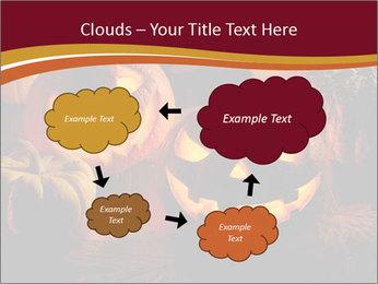 Pumpkin PowerPoint Template - Slide 72