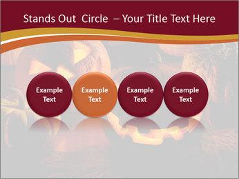 Pumpkin PowerPoint Template - Slide 76