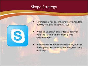 Pumpkin PowerPoint Template - Slide 8