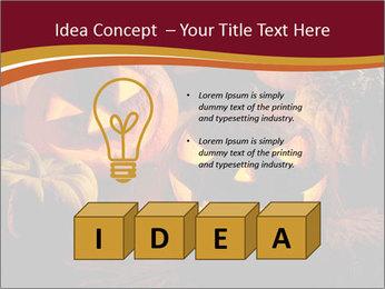 Pumpkin PowerPoint Template - Slide 80
