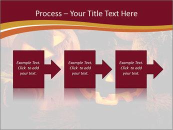 Pumpkin PowerPoint Template - Slide 88