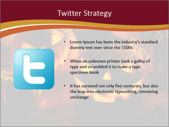 Pumpkin PowerPoint Template - Slide 9