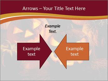 Pumpkin PowerPoint Template - Slide 90