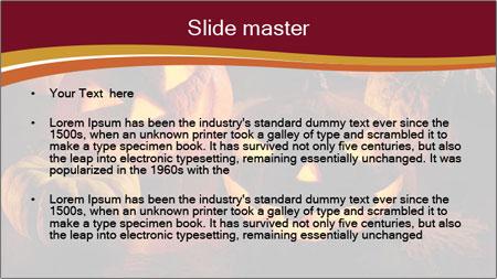Pumpkin PowerPoint Template - Slide 2