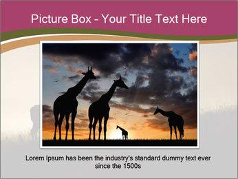 Sunset PowerPoint Template - Slide 15