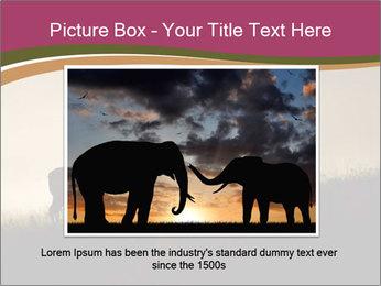 Sunset PowerPoint Template - Slide 16