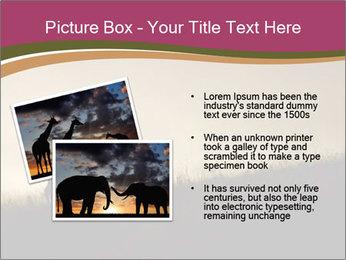 Sunset PowerPoint Template - Slide 20
