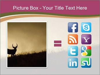 Sunset PowerPoint Template - Slide 21