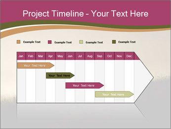 Sunset PowerPoint Template - Slide 25