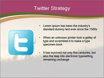 Sunset PowerPoint Template - Slide 9