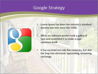 Porch PowerPoint Template - Slide 10