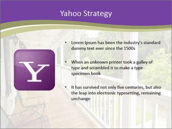 Porch PowerPoint Template - Slide 11