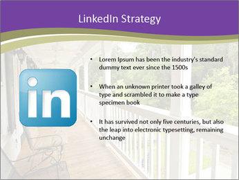 Porch PowerPoint Template - Slide 12