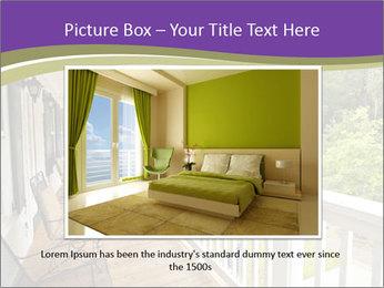 Porch PowerPoint Template - Slide 15