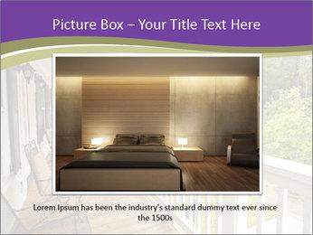Porch PowerPoint Template - Slide 16