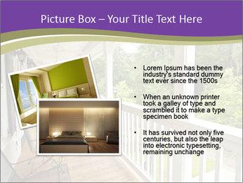 Porch PowerPoint Template - Slide 20
