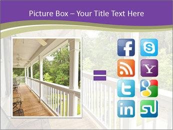 Porch PowerPoint Template - Slide 21