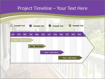 Porch PowerPoint Template - Slide 25