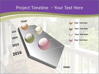 Porch PowerPoint Template - Slide 26