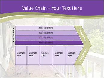 Porch PowerPoint Template - Slide 27