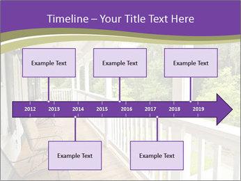Porch PowerPoint Template - Slide 28