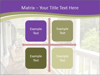 Porch PowerPoint Template - Slide 37