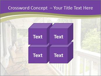 Porch PowerPoint Template - Slide 39