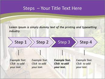 Porch PowerPoint Template - Slide 4