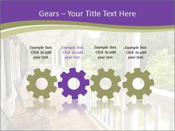 Porch PowerPoint Template - Slide 48