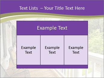 Porch PowerPoint Template - Slide 59
