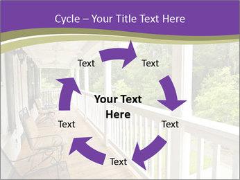 Porch PowerPoint Template - Slide 62