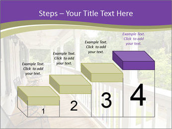 Porch PowerPoint Template - Slide 64