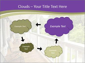Porch PowerPoint Template - Slide 72