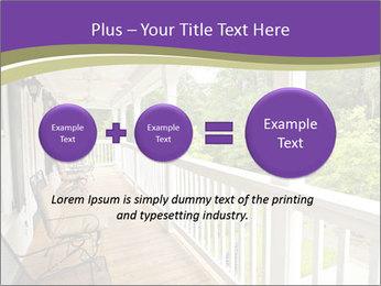 Porch PowerPoint Template - Slide 75
